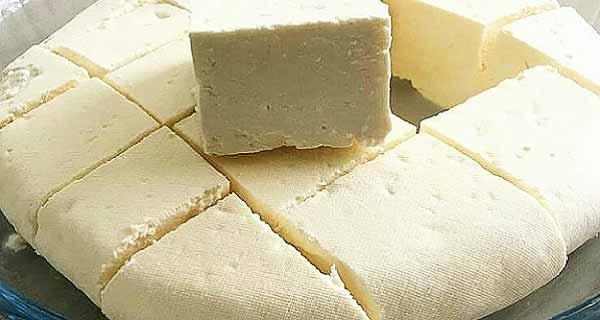 طرز تهیه پنیر خانگی لاکتیکی به روشی فوری و خوشمزه در منزل، panir