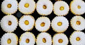 شیرینی لیمویی ، آموزش پخت پاییزی و ایتالیایی خوشمزه بدون فر در خانه، shirini limoee