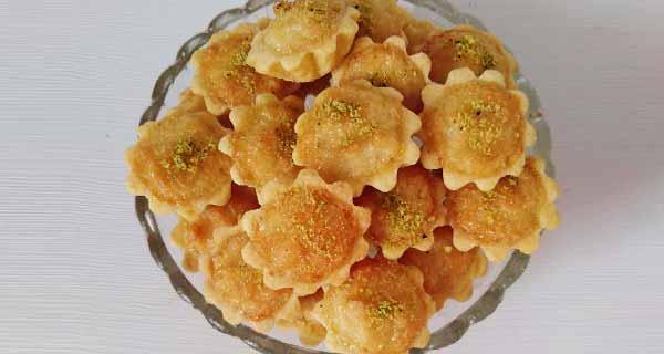 تارت نارگیلی، آموزش کامل طرز تهیه و پخت تارت نارگیلی خوشمزه و مجلسی در منزل، jhvj khv'dgd
