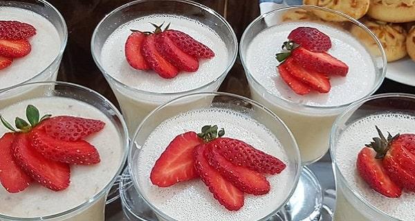 طرز تهیه دسر شیر موز به روشی خوشمزه و خانگی در منزل، dessert-shir-moz