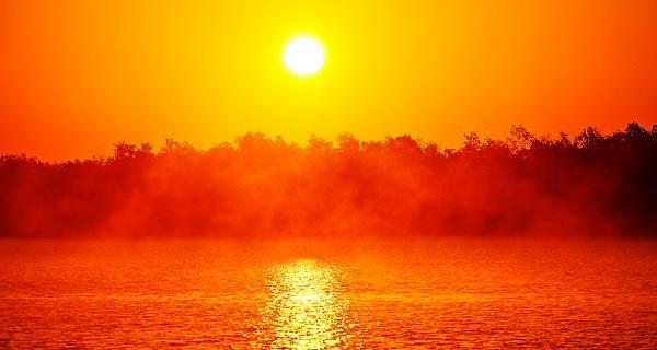 تعبیر خواب خورشید سوزان و داغ در تابستان و بهار و زمستان و مسافرت، tabire khab khorshid