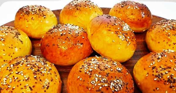طرز تهیه نان پنبه ای به روشی خوشمزه و خانگی با بافتی نرم در منزل، nane panbei