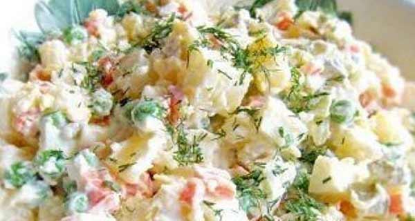 طرز تهیه سالاد کاردینال، دستور پخت سالاد کاردینال اصل فرانسوی در خانه مرحله به مرحله