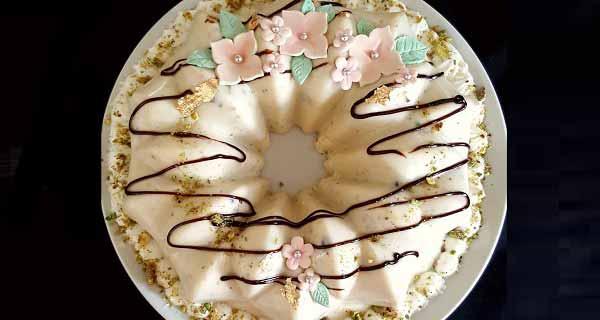 طرز تهیه کرم پسته اصل فرانسوی ساده و اصل به روشی خوشمزه برای مهمانی در خانه، cream poste