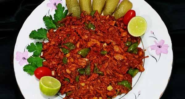 طرز تهیه خوراک تن ماهی با گوجه فرنگی به روشی خوشمزه و رستورانی در خانه، khorak-tone-mahi-goje