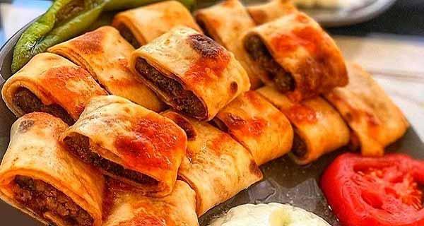 طرز تهیه کباب بیتی، روش تهیه و پخت کباب ترکیه ای بیتی در منزل ، kabab beyti