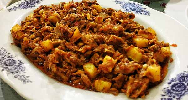 طرز تهیه خوراک تن ماهی با سیب زمینی خوشمزه و مجلسی در منزل، khorak-tonemahi-sibzamini