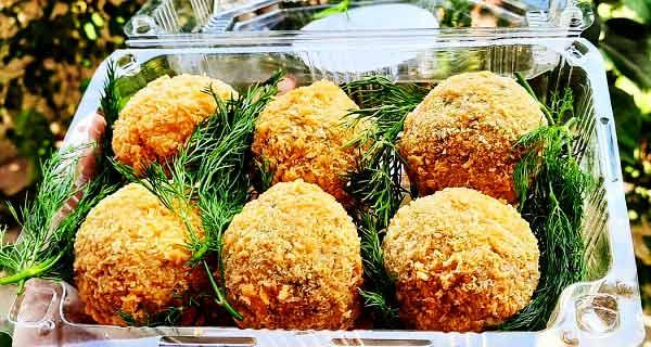 طرز تهیه توپک مرغ پنیری سوخاری خوشمزه و رستورانی در منزل، topak morgh