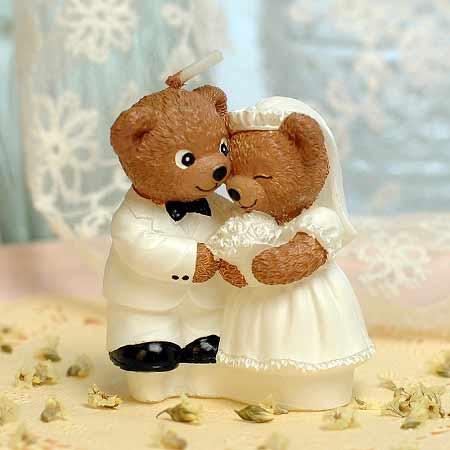 عکس خرس پاندا طرح عروس و داماد برای پروفایل