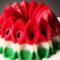 طرز تهیه دسر هندوانه قالبی