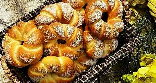 طرز تهیه نان دینر رول خوشمزه و خانگی مرحله به مرحله در خانه