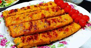 طرز تهیه کباب کوبیده مرغ تابه ای خوشمزه و رستورانی